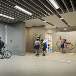 Westwood Residences Singapore . Bike Maintenance Area