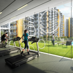 Westwood EC Indoor Gym