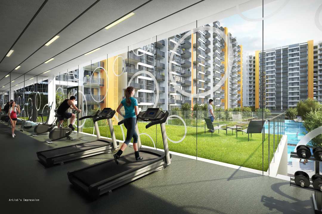 Westwood residences ec official launch