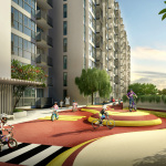 Westwood Residences Showflat . Kid's BMX Adventure