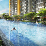 Westwood Residences 50M Lap Pool & Aqua Gym