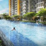 Westwood Residences 50M Lap Pool & Aqua Gym