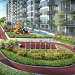 Westwood Residences Showflat . Bike Trail & Cycling Pit Stop
